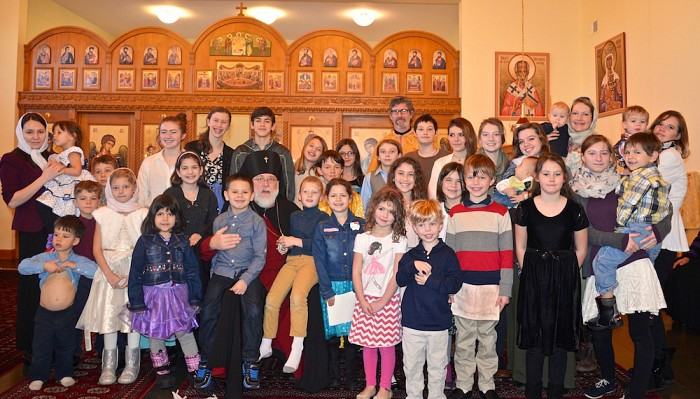 Saint Nicholas Day festivities.