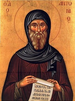 Our patron St. Anthony